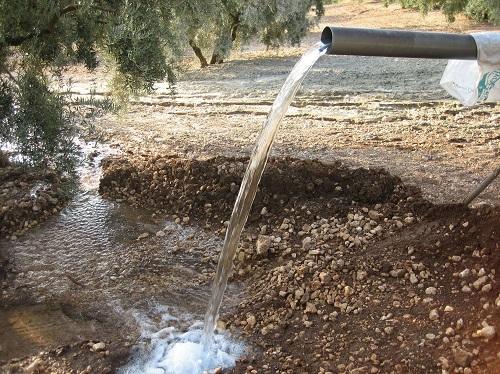 El diseño de servicio de agua potable