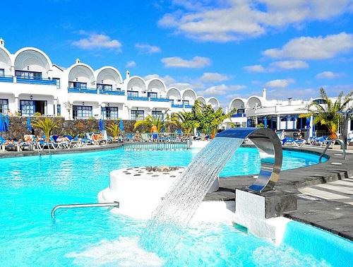 Hotel en Puerto El carmen