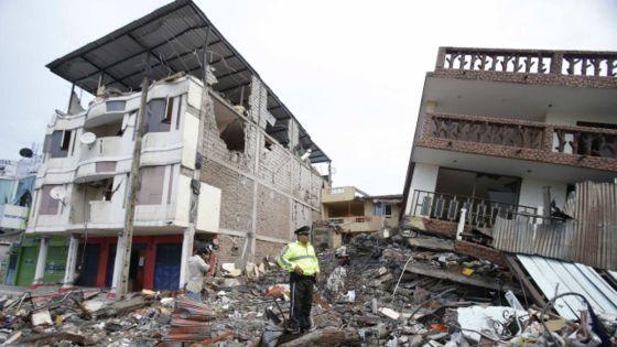 Terremoto Manabi